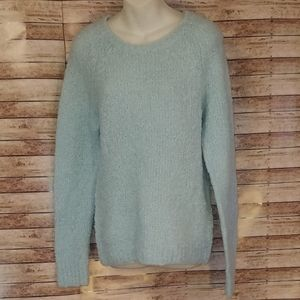 NWT J Crew mint colored sweater size small
